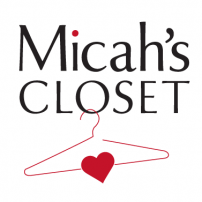Lisa Acciai - logo for Micah's Closet