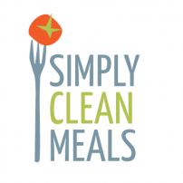 Lisa Acciai - logo for Simply Clean Meals
