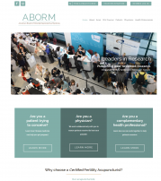Design of ABORM.org